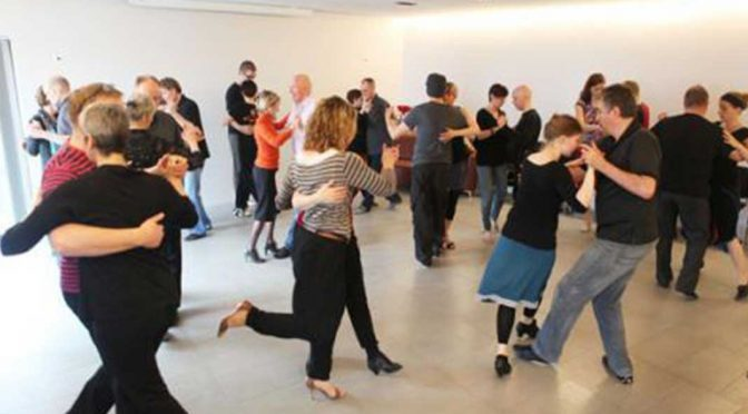 Open embrace tango maraþon 2012