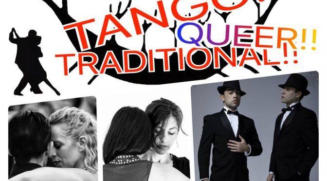 Tango Solstice Retreat