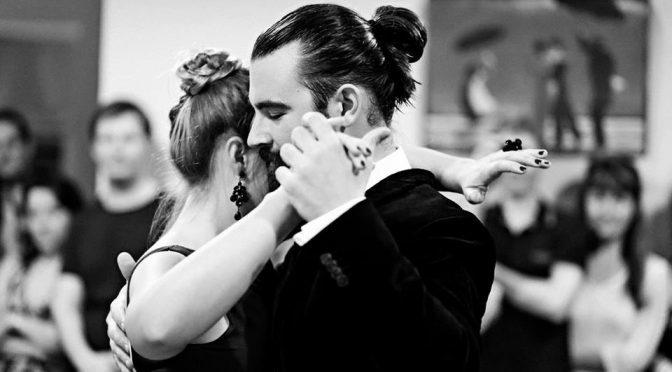 Tango on ICE 2016 — Workshops with Maja and Marko