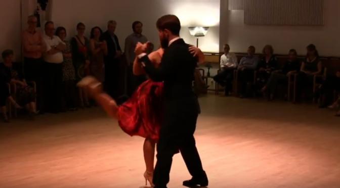 Maja Petrovic & Marko Miljevic / Tango on Ice 2017