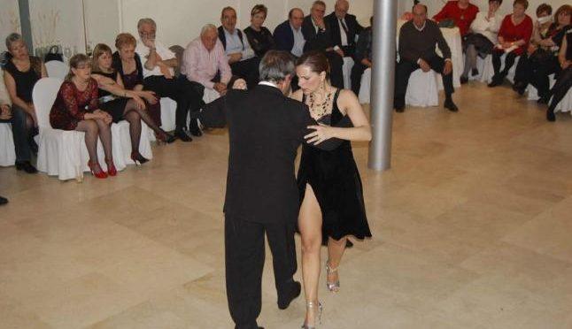 Tangóhelgi 16. – 18. febrúar. Gestir:  Alexandra Baldaque og Fernando Jorge
