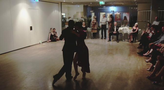 Maria Tsiatsiani & Leandro Palou / Tango on Ice 2018