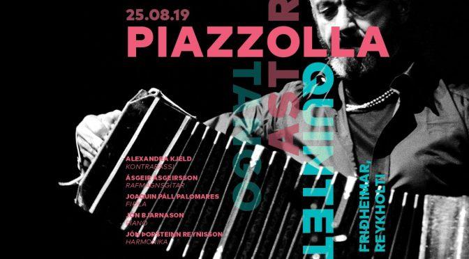 Piazzolla tónleikar