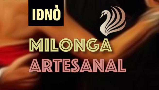 Milonga Artesanal á þriðjudögum kl. 20-22 í Iðnó! Tuesday milongas in Iðnó!