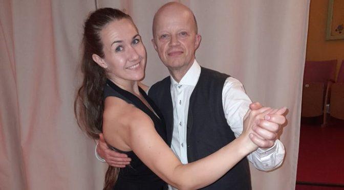 Námskeið hefjast 22. október / Tango Courses starting
